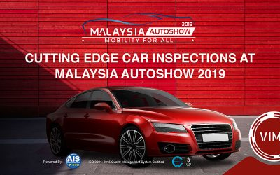 VIMS: Cutting edge car inspections at Malaysia Autoshow 2019
